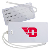 Luggage Tag-Flying D