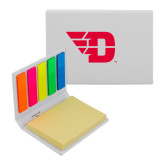 Micro Sticky Book-Flying D