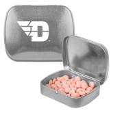 Silver Rectangular Peppermint Tin-Flying D