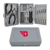 Compact 26 Piece Deluxe Tool Kit-Flying D
