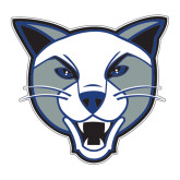 Large Decal-Wildcat Head, 12 in Tall
