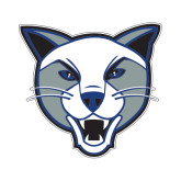 Small Decal-Wildcat Head, 6 in Wide
