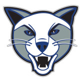 Extra Large Decal-Wildcat Head, 18 in Tall