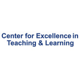 Extra Large Decal-Center for Excellence in Teaching & Learning