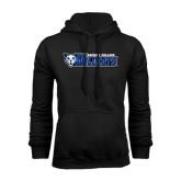 Black Fleece Hoodie-Daemen College Wildcats w/ Head
