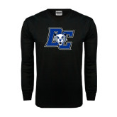 Black Long Sleeve TShirt-DC Wildcat