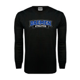 Black Long Sleeve TShirt-Athletics