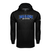 Under Armour Black Performance Sweats Team Hoodie-Cross Country