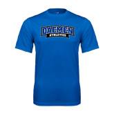 Performance Royal Tee-Athletics
