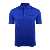 Royal Dry Mesh Polo-Daemen Wildcats