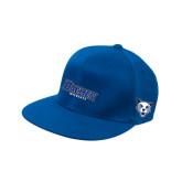 Royal OttoFlex Flat Bill Pro Style Hat-Daemen Wildcats