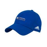Adidas Royal Structured Adjustable Hat-Daemen College Wildcats w/ Head