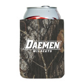 Collapsible Mossy Oak Camo Can Holder-Daemen Wildcats