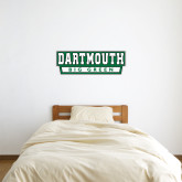 1 ft x 3 ft Fan WallSkinz-Dartmouth Big Green
