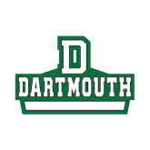 Large Decal-D Dartmouth Stacked
