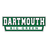 Large Decal-Dartmouth Big Green, 12 in. wide
