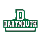 Extra Large Decal-D Dartmouth Stacked