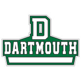 Extra Large Decal-Dartmouth, 18 in. wide
