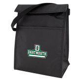 Black Lunch Sack-Dartmouth