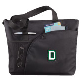 Excel Black Sport Utility Tote-Dartmouth D