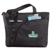 Excel Black Sport Utility Tote-D Dartmouth Stacked