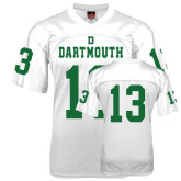 Replica White Adult Football Jersey-#13