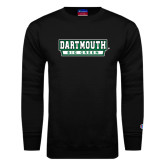 Black Fleece Crew-Dartmouth Big Green