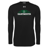 Under Armour Black Long Sleeve Tech Tee-Basketball