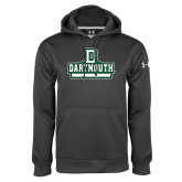 Under Armour Carbon Performance Sweats Team Hoodie-Dartmouth