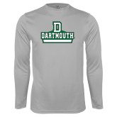 Syntrel Performance Platinum Longsleeve Shirt-Dartmouth