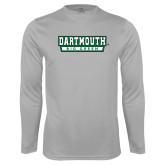 Syntrel Performance Platinum Longsleeve Shirt-Dartmouth Big Green