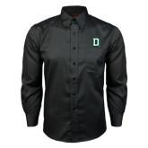 Red House Black Long Sleeve Shirt-Dartmouth D