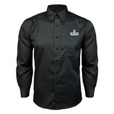 Red House Black Long Sleeve Shirt-D Dartmouth Stacked