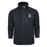 Columbia Ascender Softshell Black Jacket-Dartmouth D