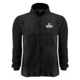 Fleece Full Zip Black Jacket-D Dartmouth Stacked