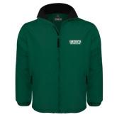 Forest Green Survivor Jacket-Dartmouth Big Green