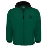 Forest Green Survivor Jacket-Dartmouth D