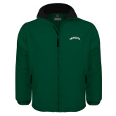Dark Green Survivor Jacket-Dartmouth Arched