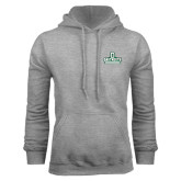 Grey Fleece Hood-D Dartmouth Stacked