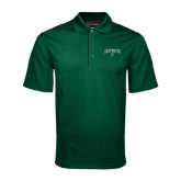 Dark Green Mini Stripe Polo-Arched Dartmouth w/D