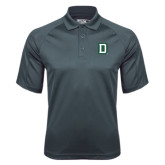 Charcoal Dri Mesh Pro Polo-Dartmouth D