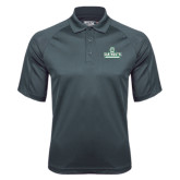 Charcoal Dri Mesh Pro Polo-D Dartmouth Stacked