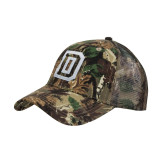 Camo Pro Style Mesh Back Structured Hat-Dartmouth D