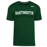 NIKE Green Locker Room Practice Tee-