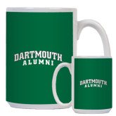 Full Color White Mug 15oz-Alumni