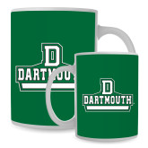 Full Color White Mug 15oz-Dartmouth