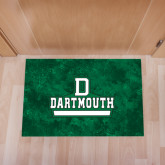Full Color Indoor Floor Mat-D Dartmouth Stacked