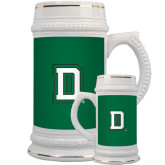 Full Color Decorative Ceramic Mug 22oz-Dartmouth D