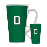 Full Color Latte Mug 17oz-Dartmouth D