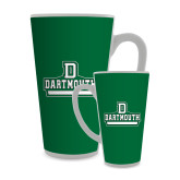 Full Color Latte Mug 17oz-Dartmouth